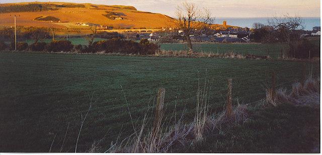 Townhead, Inverbervie