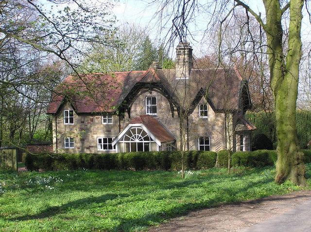 The Lodge : Redworth Hall.