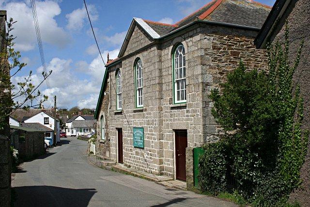 Mawnan Methodist Church