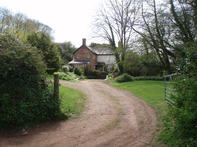 House at Coleford Water