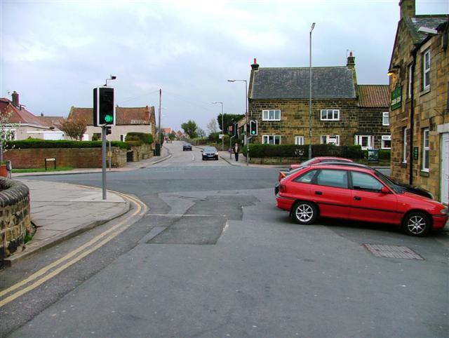 Kilton Lane, Brotton