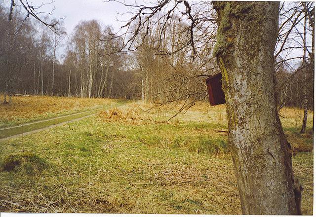 Fetternear - Burnhervie Footpath