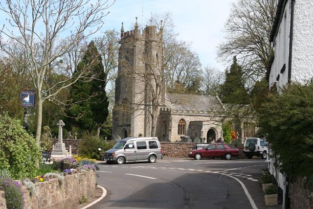 Bradford-on-Tone: St Giles church