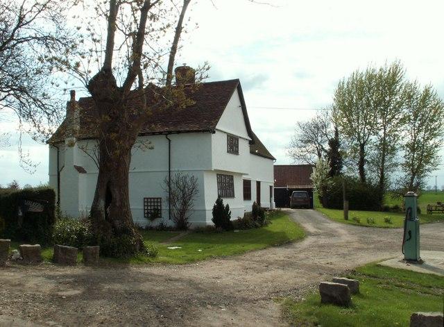 Walker's Farm, Aythorpe Roding, Essex