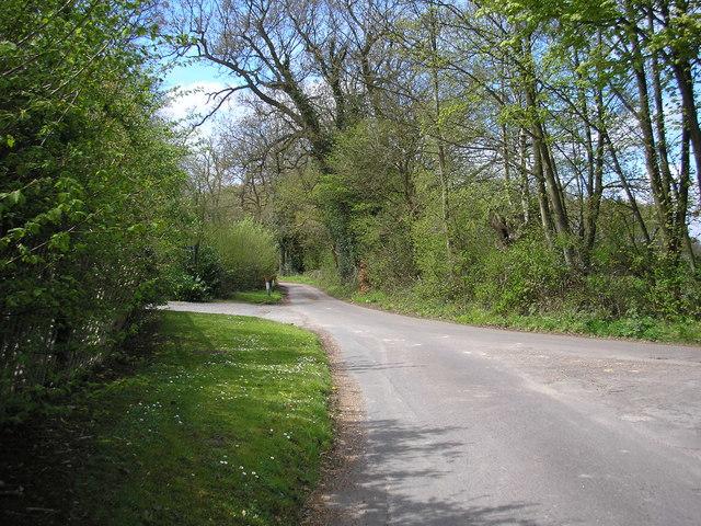 Randle's Lane, near Halstead, Kent
