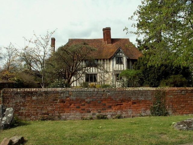 Lucas Farm, White Roding, Essex