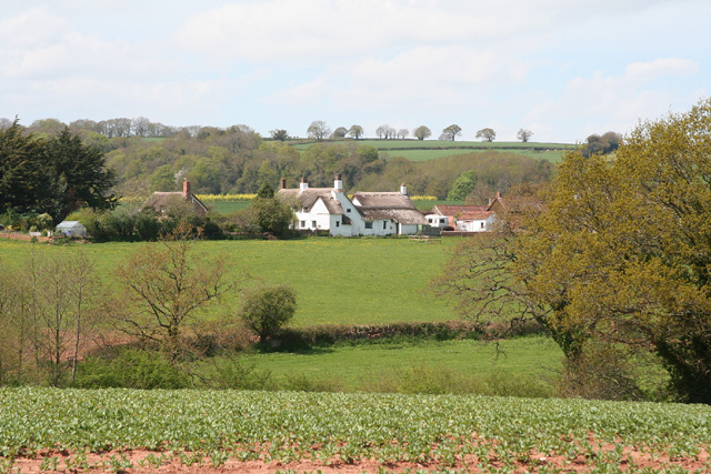 Bishop�s Lydeard: towards Lower Stoford
