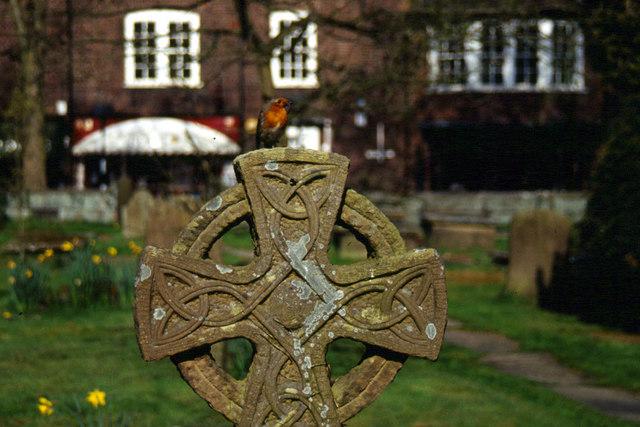 Prestbury Churchyard
