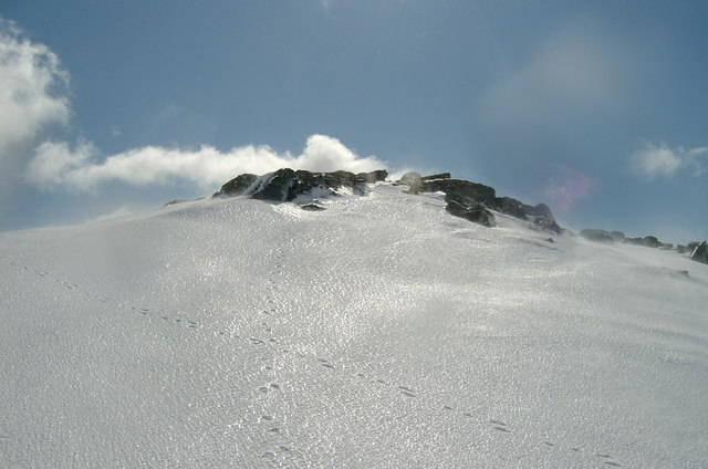 The Plateau in winter