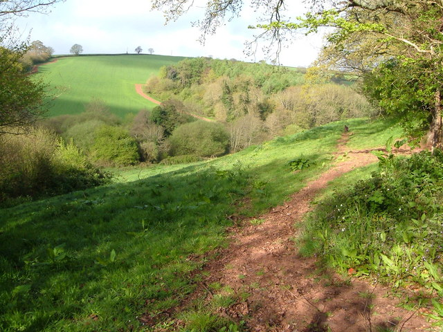 View near Milton Hill