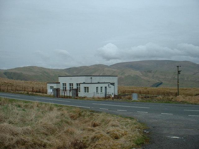 BT Station, A701