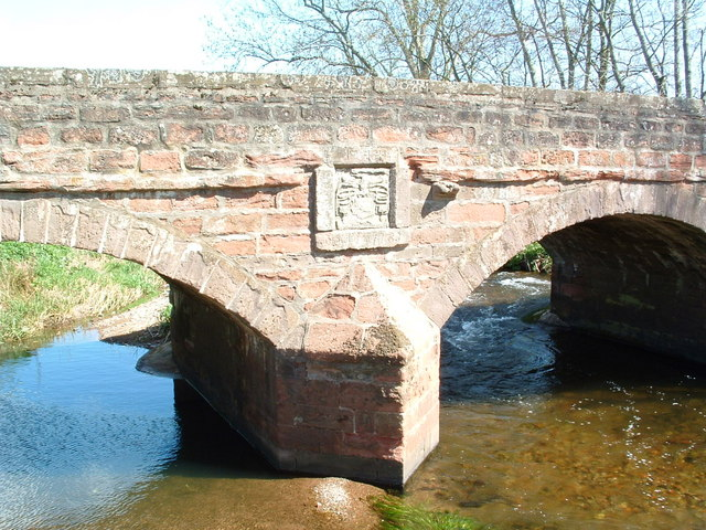 Caldhame Bridge over the Luther Water