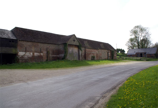 Barn at Roke Farm, Bere Regis