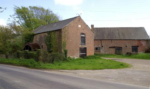 Watermill at Roke Farm, Bere Regis
