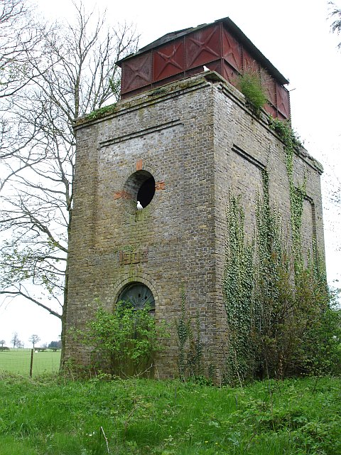 Water Tower on Stede Hill