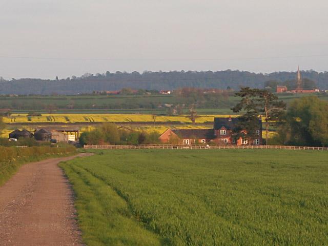 Granby Lodge near Granby, Nottinghamshire