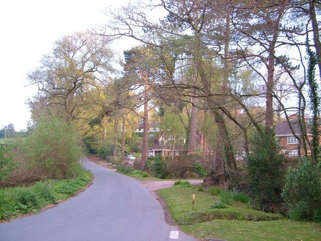 Lower Broad Oak Road, West Hill