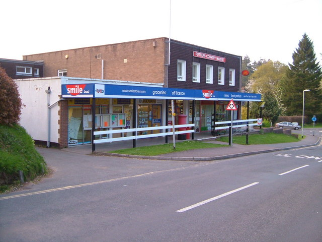 Potter's Country Market, West Hill
