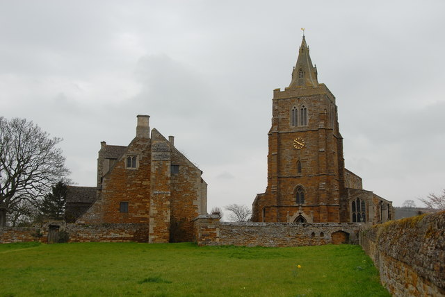 Lyddington Bede House & St Andrews Church, Lyddington