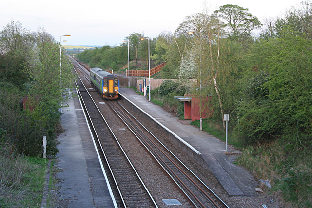 Elton and Orston Station