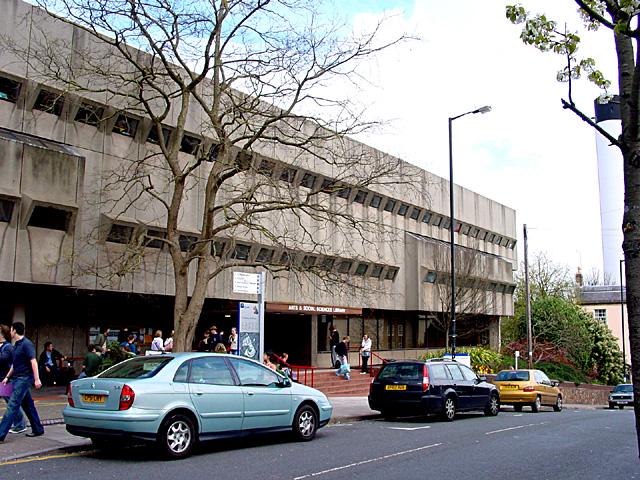 Arts and Social Sciences Library, Bristol University