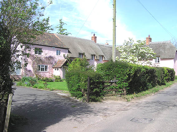 Baytree cottages, Fulford