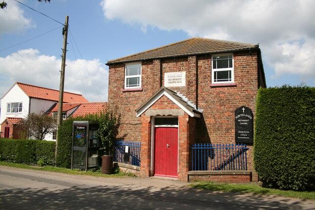 Northlands Methodist Chapel