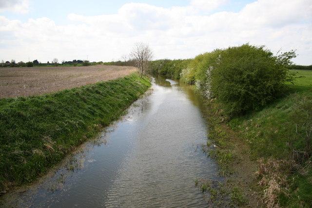 East Fen Catchwater Drain