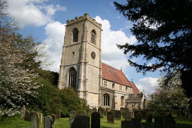 St.Luke's church, Stickney, Lincs.