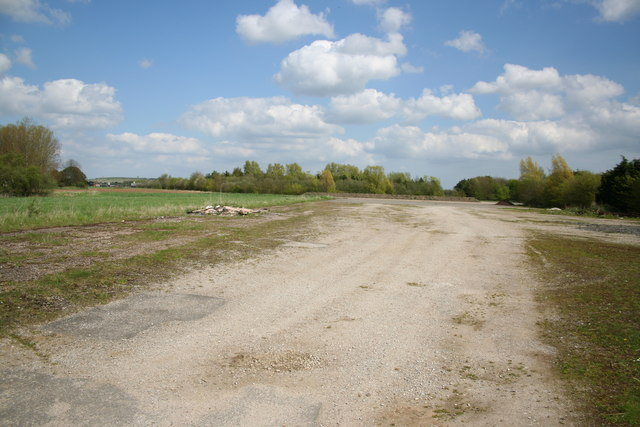 East Kirkby airfield
