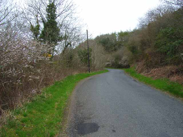 On the road from Glenluce to New Luce
