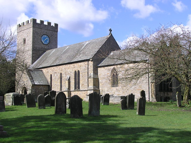 St. Cuthbert's Church: Forcett