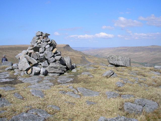 Swarth Fell cairn