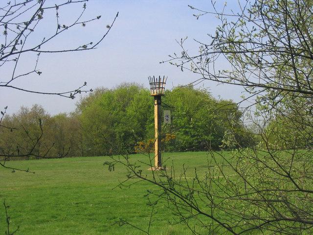 Millennium Beacon, Little Warley Common