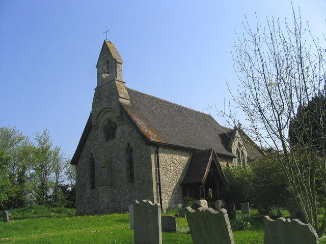 Childerditch Parish church