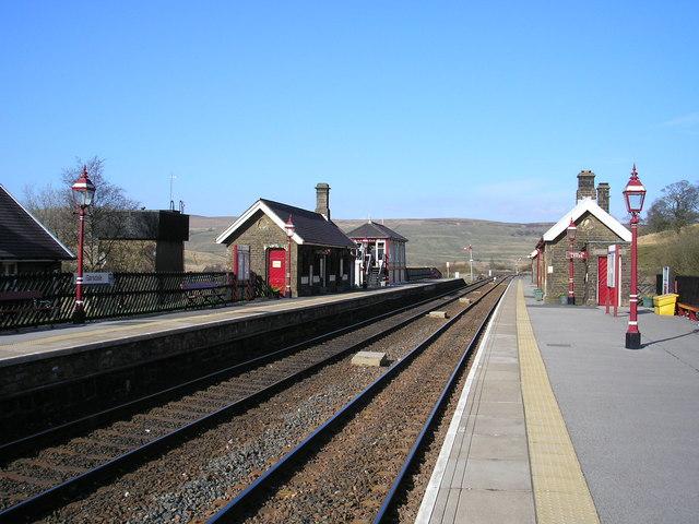 Garsdale Station