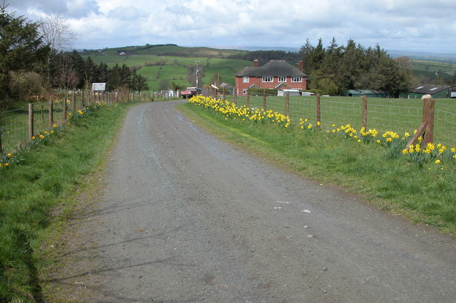 Farmhouse at Upper Penarron
