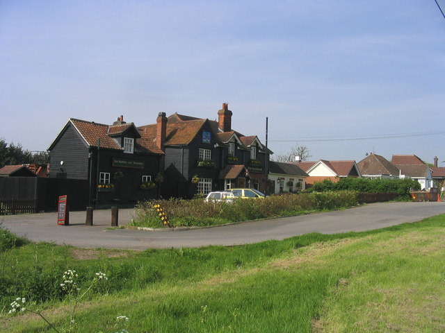 The Greyhound Public House, Little Warley