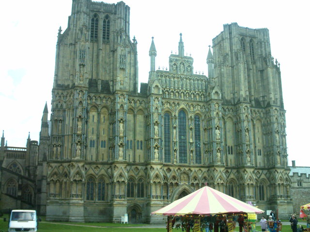 Wells Cathedral Front