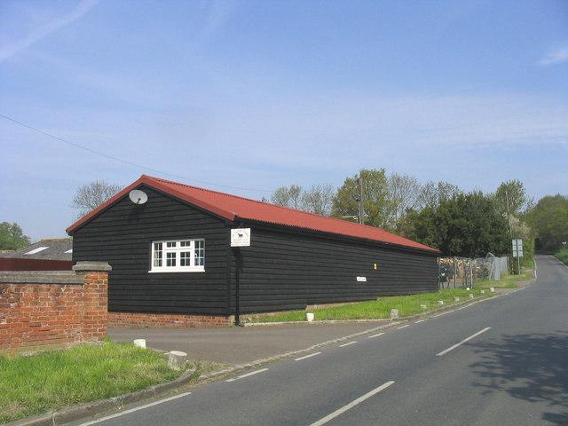 St. Faith's Farm, Great Warley