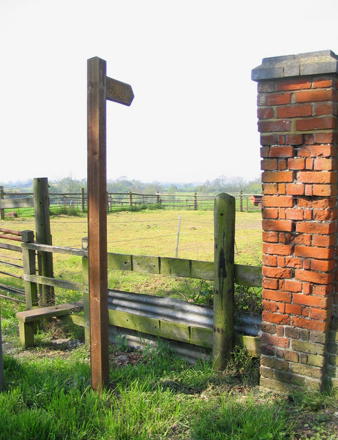 Footpath to Great Warley