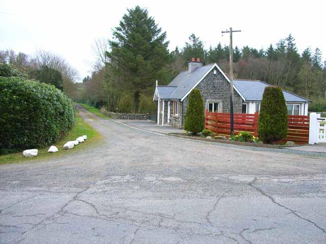 Larbrax Lodge, North Rhins