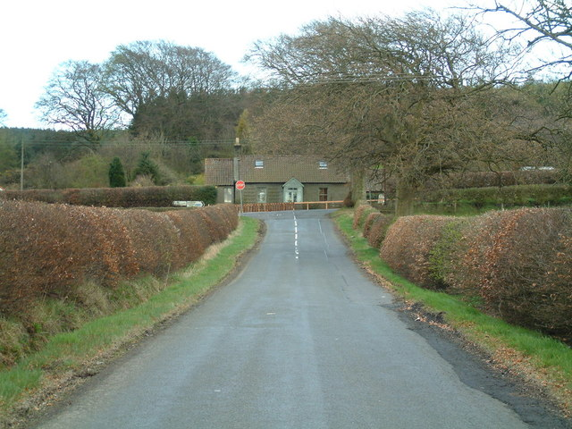 Hill End cottage