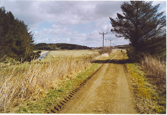 Formartine & Buchan Way, by North Parkhouse.