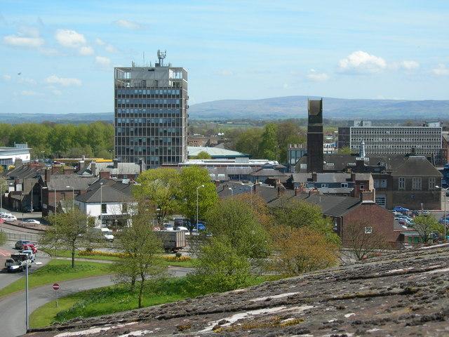 Carlisle City Centre