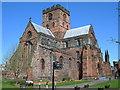 NY3955 : Carlisle Cathedral by Danny P Robinson