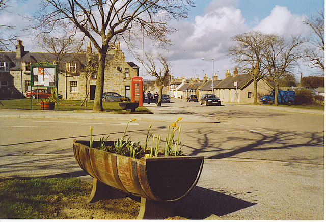 The Square, Stuartfield.