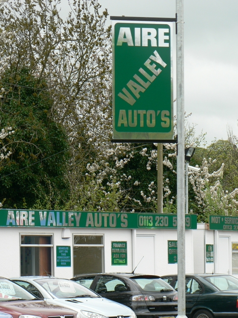 Aire Valley Auto's, Commercial Road, Kirkstall