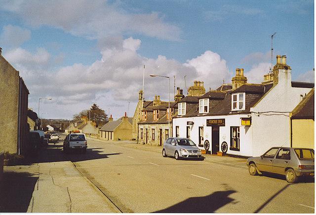 Crichie Inn, Stuartfield.