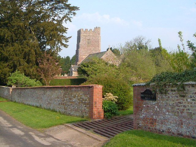 Holcombe Burnell church